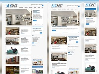 AD360 redesign