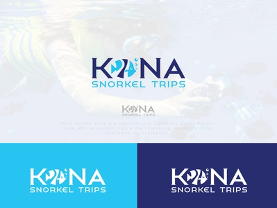 KONA Logo Design