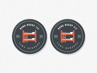 Bonobos Camp Badges