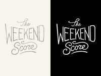 The Weekend Score