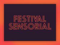 Festival Sensorial
