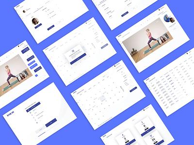 Krama || Webapp illustration mobile minimal website uidesign mobile ui design adobe xd app vector