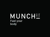 Munch Fit logo concept