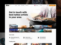 the.ink homepage