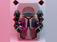 Abstract 3d art