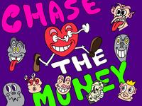 Chase the Money illustrator cc illustrator art illustrator design cartooning illustrator cartoon illustration vector adobe cartoons 1930 cartoon character illustration design art adobe illustrator cc adobe illustrator cartoon 1930s