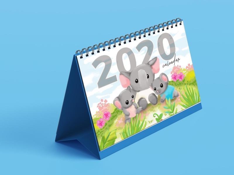 Calendar 2020 (based on Indonesia dates)