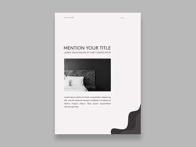 Interior Flyer Template usa london dribbble brochure flyer interior design webdesign design uiux branding graphic design photoshop
