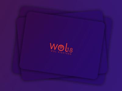 Wol18 Card