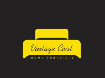 Vinatage coat Logo