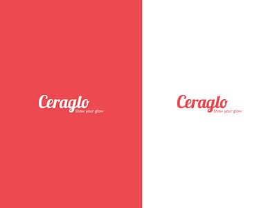 Ceraglo logo brand identity corel draw illustrator photoshop