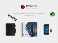 Company Profile Brochure - Onyx Group