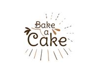 Bake A Cake Logo