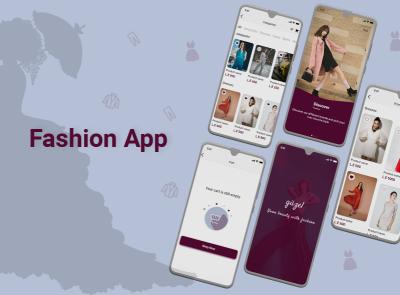 Fashion ios app