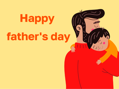 Father's Day graphic design graphics illustration fathers day