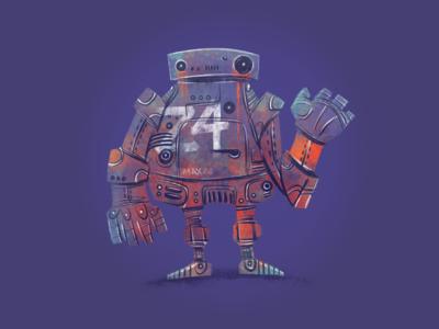 Robot Z4