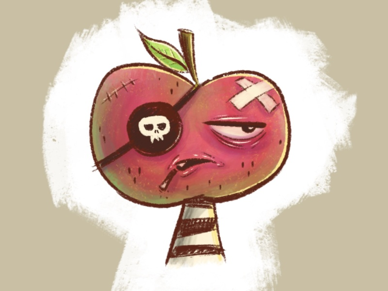Version 1 - Bad Apple Johnny