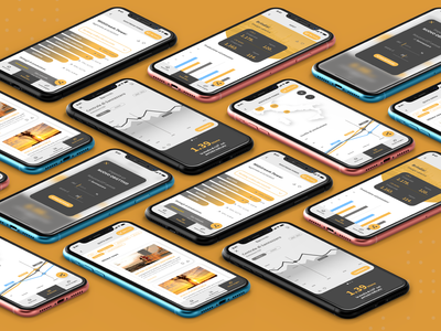 Sustainable Energy | App Design for energy company