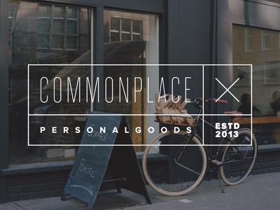 Commonplace | Stamp
