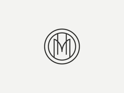 Milk + Honey | Mark mid mod mid century modern mid century mark monogram typography identity brand branding