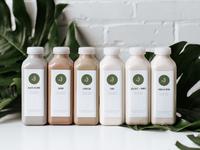 Nectar & Green | Package Design