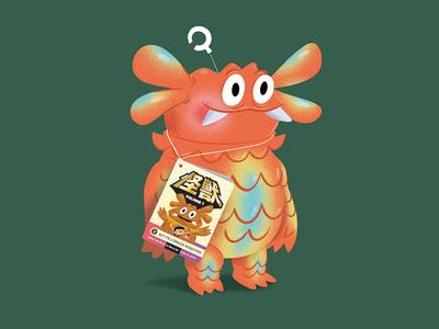 Snack Monster (Oyatsumon)