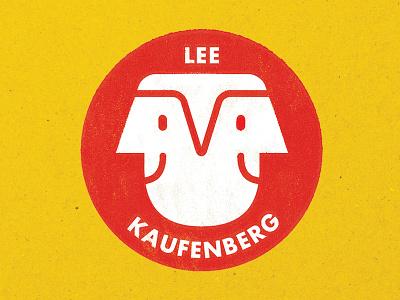 Lee / Kaufenberg Logo logo illustration