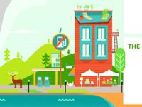 Honda Canada - Web Illustrations