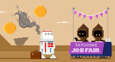 Tatooine jobfair