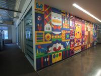 Mural wall 01