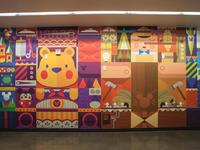 Mural wall 02