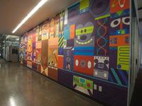 Mural wall 03