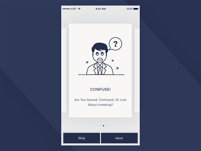 Day 11 ( Help Screen) daily ui help screen android ios app