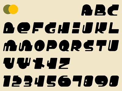 Slip Standard typeface design type design type typography