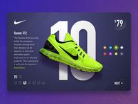 Just Doing It innovative vivid sport shoe nike