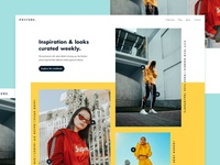 POSTURE Streetwear Collective - Homepage Pt.1