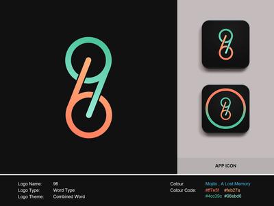 96 Logo Design app typography branding businesscard design flyer design graphic design logo design logodesignersclub logodesignchallenge logodesigner logodesigns logotype logodesign logo