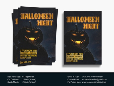 Halloween Party flyer (Satarday 31 October) graphic design mockup template mockup design mockup psd templatedesign nightclub party event party poster party flyer event flyer halloween halloween bash halloween party halloween design halloween flyer flyer flyers flyer artwork flyer design flyer template