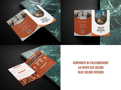 Bi-Fold Business Brochure corporate business flyer flyer template corporate flyer flyer design subrotoedition bi fold brochure corporate brochure design corporate brochure business brochure design business brochure a4 flyer a4 brochure bifold brochure design bifold brochure bifold brochure template brochure layout brochure mockup brochure design brochure