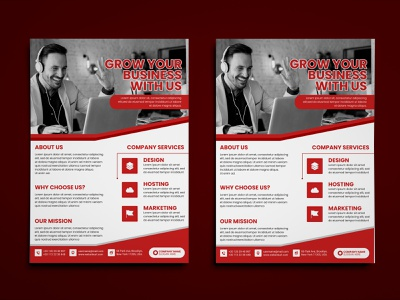 Business Flyer Design business new business flyer creative design creative flyer modern flyer corporate design corporate flyer business advertising flyer branding flyers flyer artwork flyer template design graphic design flyer design