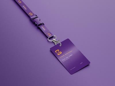 artist concert ID badge design - zb logo branddesigner logodesign graphic design logo illustration graphicdesign artist designer brand identity identity design logo design branding