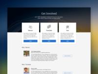 Coursera - Get Involved