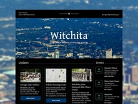 Witchita, Kansas City Website