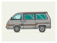 1989 Nissan Largo