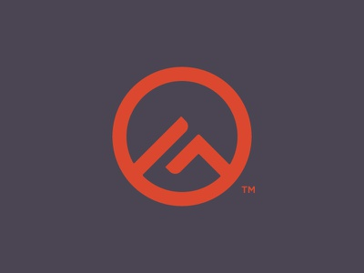 Gander Outdoors Logo outdoors mountain camping world branding logo design gander outdoors