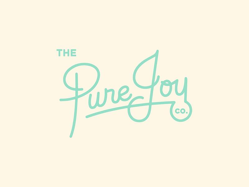 The pure joy co logo concepts v1 01 copy copy