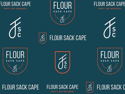 Flour Sack Cape
