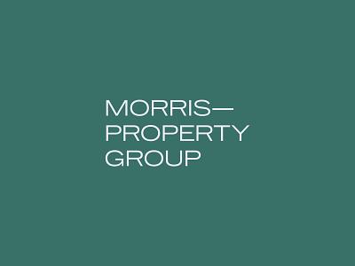 Drew Morris brand identity branding real estate realtor logotype logo design logo