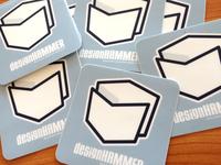 DesignHammer Stickers