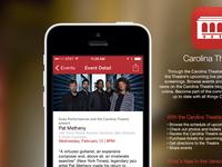 Carolina Theatre App 3